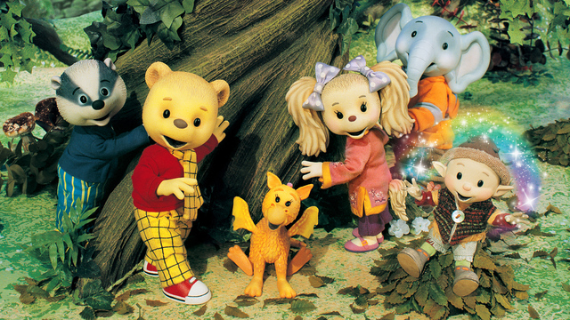 Rupert Bear - Channel 5