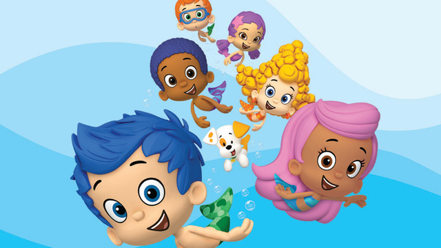 Bubble guppies episode 5 : Maria v snyder healer series book 4