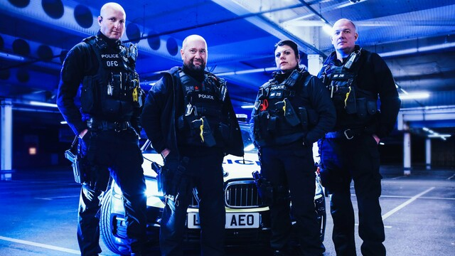 Police Interceptors Channel 5