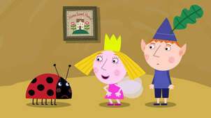 ben and holly little kingdom daisy and poppy playgroup