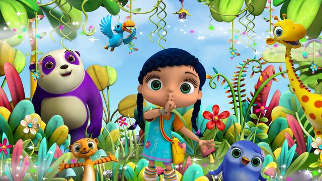 Cartoon Characters Little Kids Png