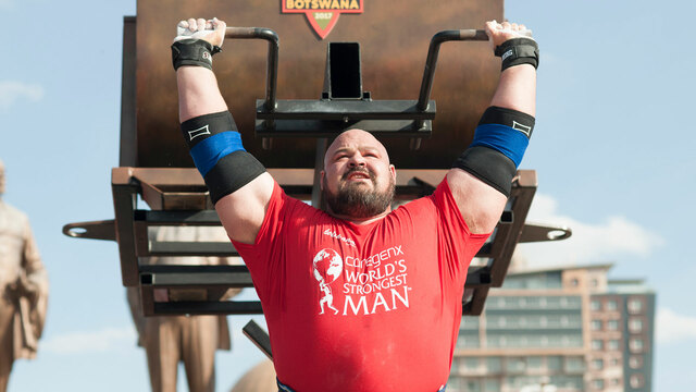 World's Strongest Man 2017: The Winners Story - Channel 5