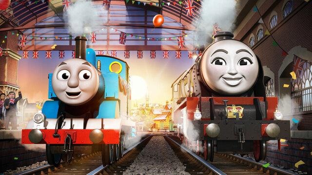Thomas & Friends: Big World! Big Adventures! - Channel 5