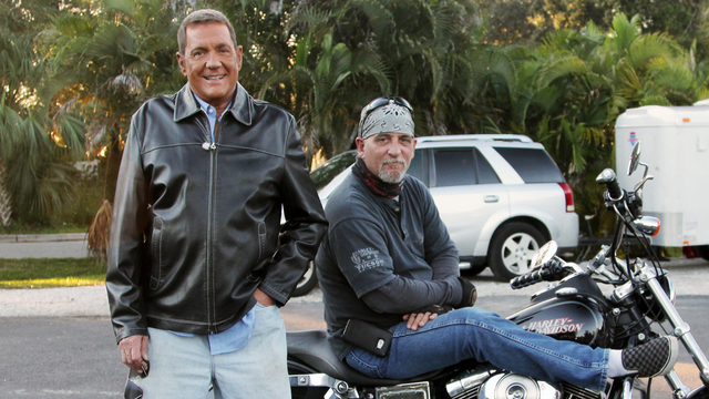 Dale Winton's Florida Fly Drive - Channel 5
